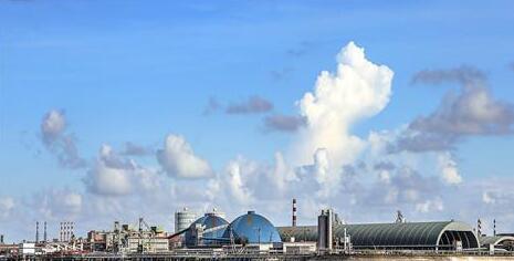 大工业支撑湛江高质量发展