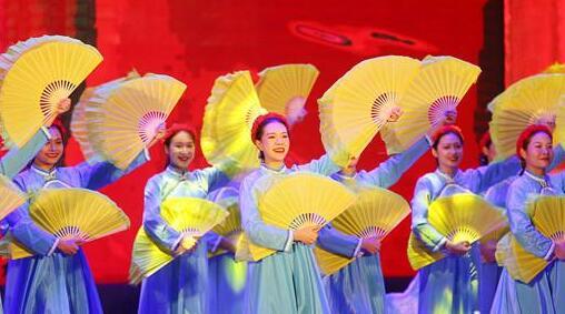 湛江市庆祝人民政协成立70周年文艺晚会举行