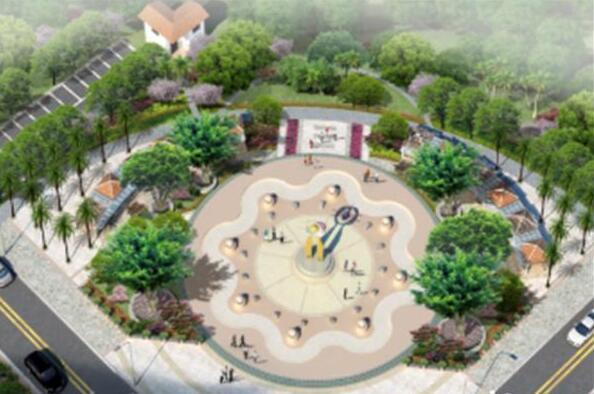 海田公园全面升级改造
