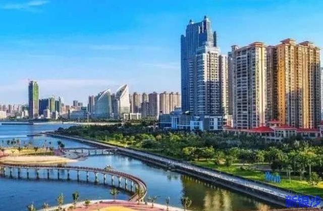粤西中心城市湛江:粤西唯一拥有机场的城市,新的机场正在兴建中..
