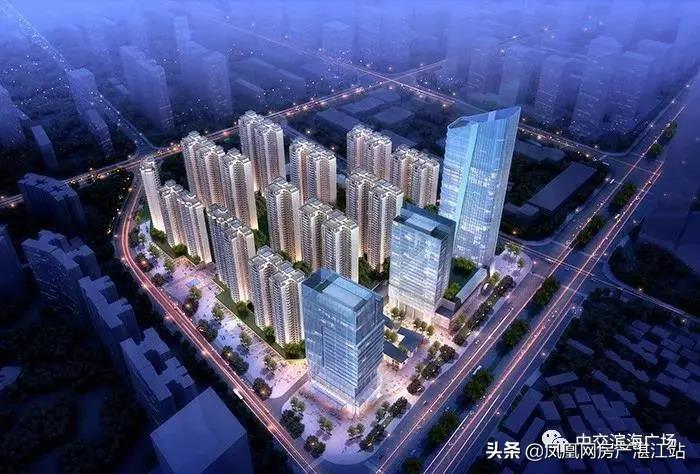 城市新作 湛江靓地段,坐享发展红利